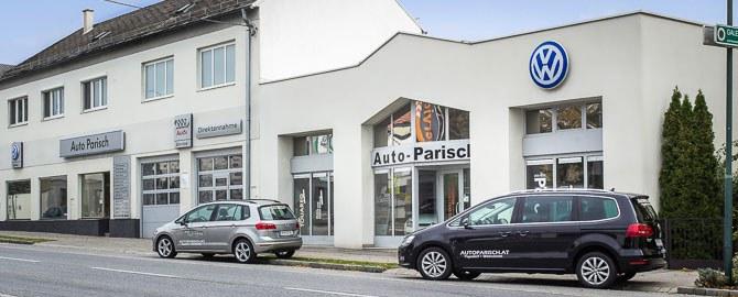 Auto Parisch Ges.m.b.H.&CoKG